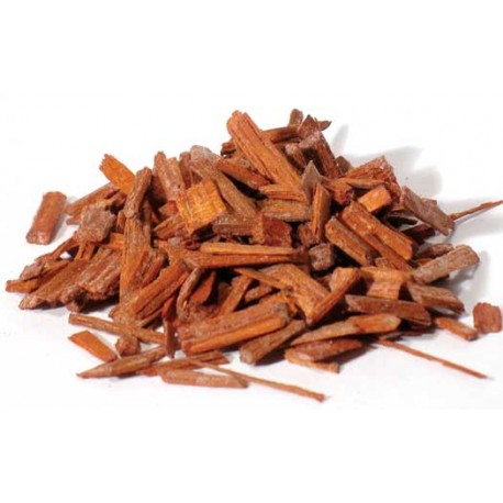 Sandalwood Red Cut Dried Ritual Herb