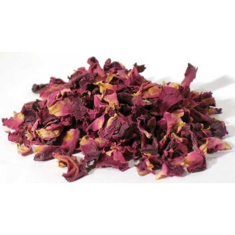 Rose Petals Red Dried Ritual Herb