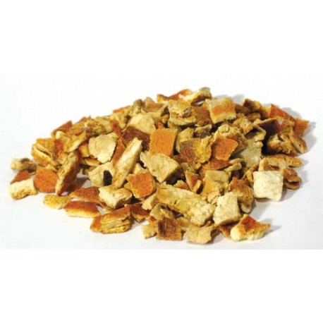 Orange Peel Dried Ritual Herb