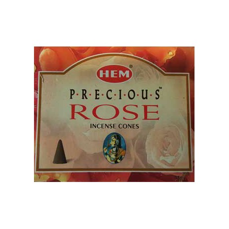 Rose Incense Cones