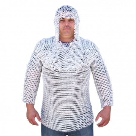 Aluminum Chainmail Set