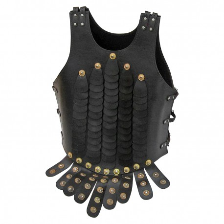 Leather Cuirass Scaled