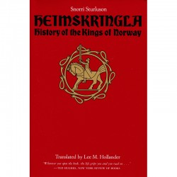 Heimskringla a History of the Kings of Norway