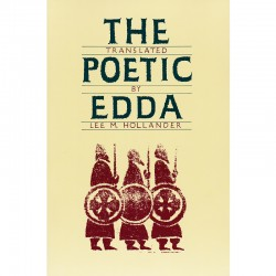 The Poetic Edda 9780292764996