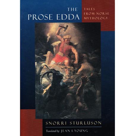 The Prose Edda 9780520234772