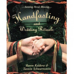 Handfasting and Wedding Rituals 9780738704708