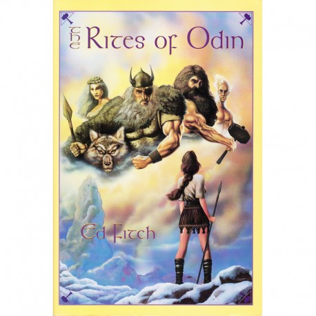 Rites of Odin 9780875422244