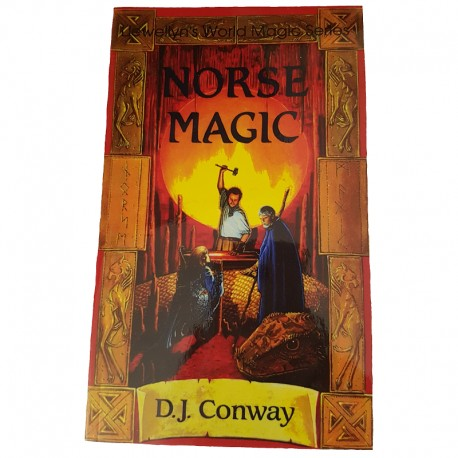 Norse Magic 9780875421377