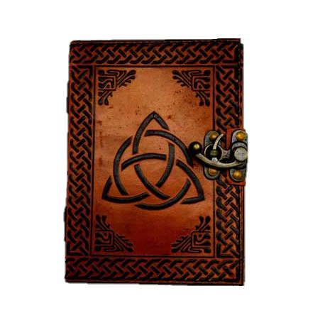 Triquetra Journal, Dream Journal, Spell Journal