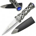 Celtic Knotwork Athame