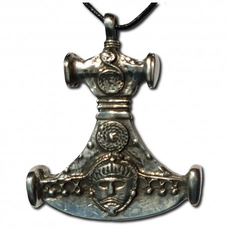 Large Thor's Hammer Pendant