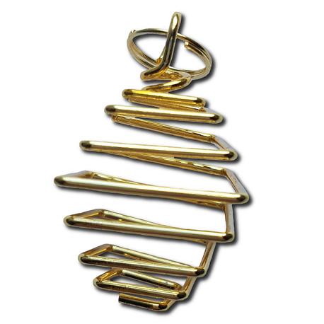 Rune Spiral Gold
