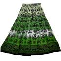 Triquetra Skirt