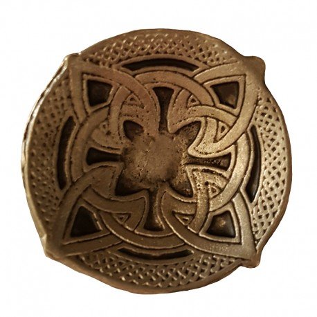 Celtic Knot Cone Incense Burner