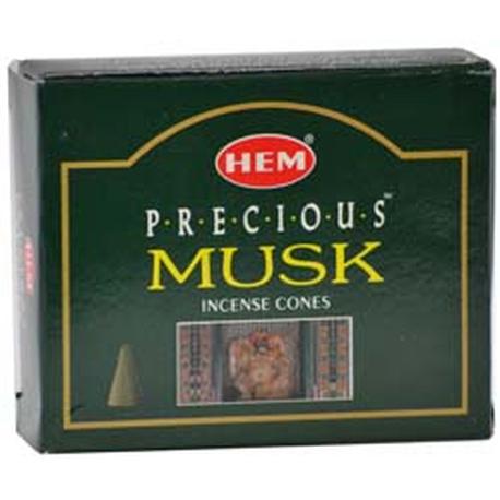 Musk Incense Cones