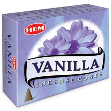 Vanilla Incense Cones