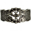Dragon Bracelet Pewter