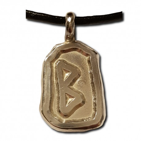 Berkana Pendant Without Beads