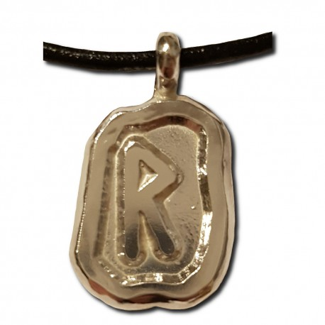 Raido Pendant Without Beads