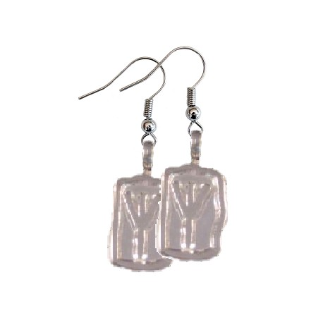 Algiz Earrings