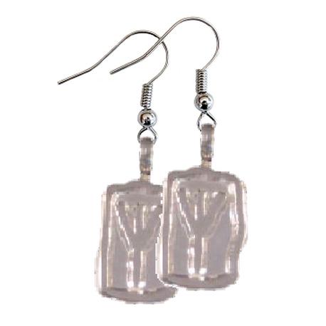 Algiz Earrings