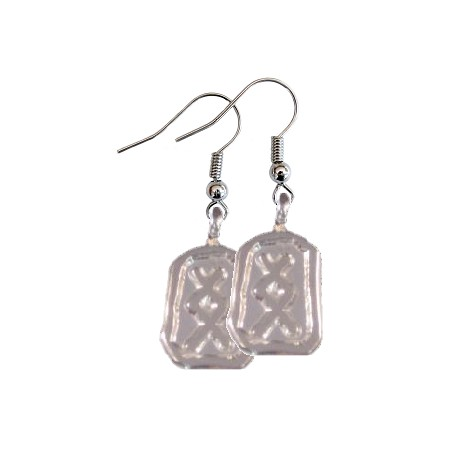 Inguz Earrings