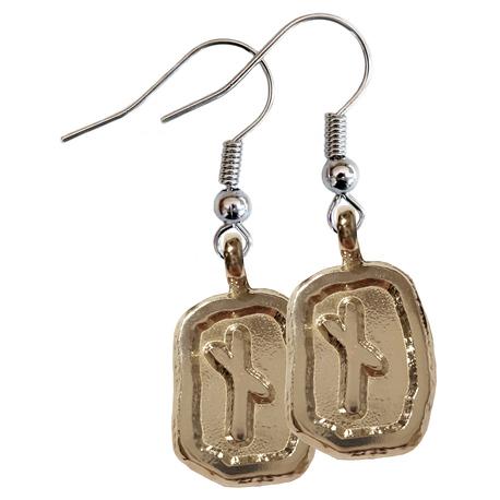 Nauthiz Earrings