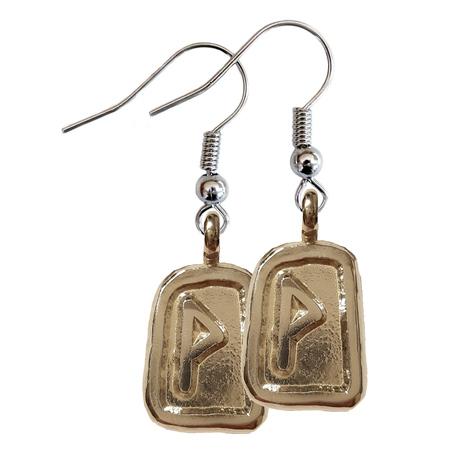 Wunjo Earrings
