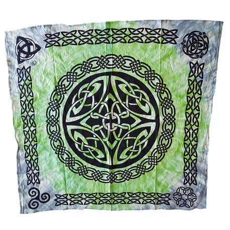 Tie Dye Altar Cloth
