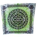 Shield Knot Tie Dye Altar Cloth