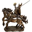Odin and Sleipnir Statue
