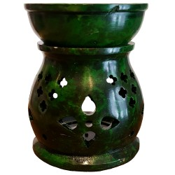 Green Oil Burner Oil Diffuser