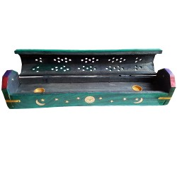 Celestial Incense Burner, Multicolored