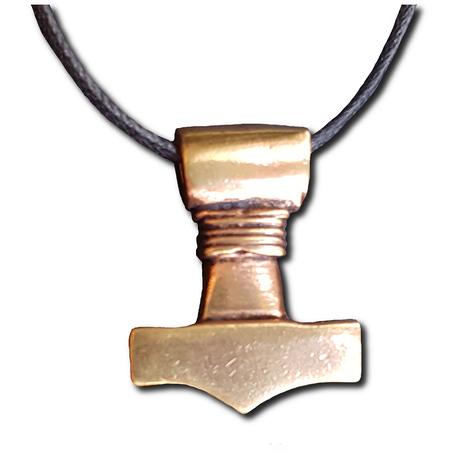Bronze Thor's Hammer Rustic