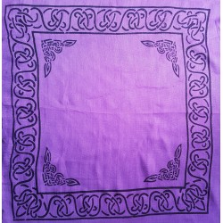 Celtic Knotwork Altar Cloth