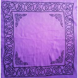 Celtic Knotwork Altar Cloth