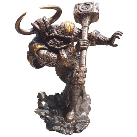Thor Statue 8929