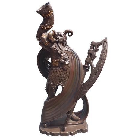 Heimdall Statue 8428