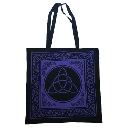 Celtic Knotwork Tote Bag