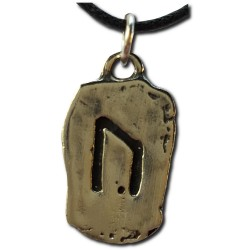 Uruz Rune Pendant