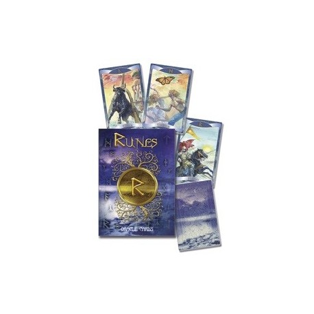 Rune Oracle Cards 9788865272091