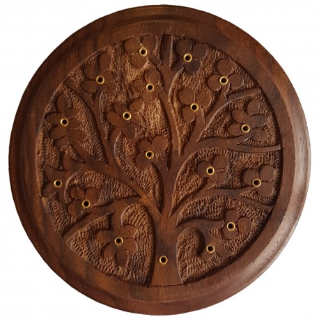 Yggdrasil Incense Burner Plate