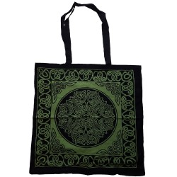 Knotwork Tote Bag