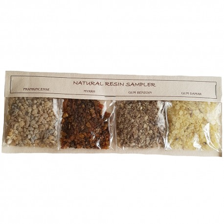 Resin Incense Sample Pack