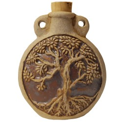 Yggdrasil Oil Bottle
