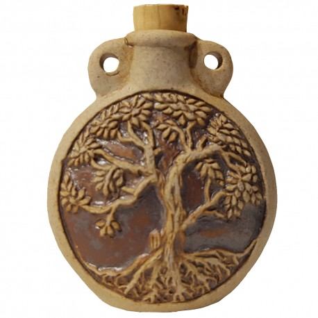 Yggdrasil Oil Bottle, Tree of Life Oil Bottle