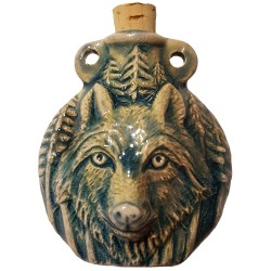 Wolf Oil Bottle