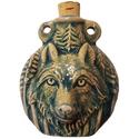 Wolf Oil Bottle
