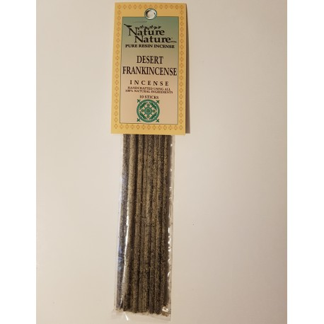 Frankincense & Desert Incense Resin Sticks
