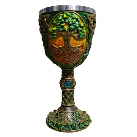 Yggdrasil Chalice | Offering Cup